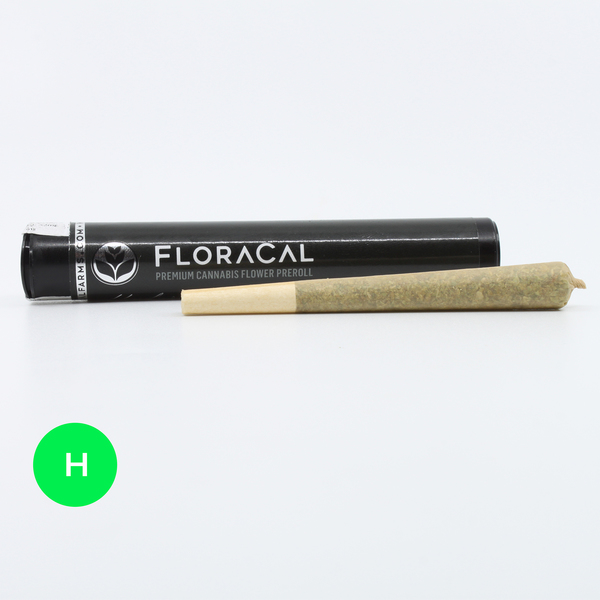 Medium florcalsilverlabled